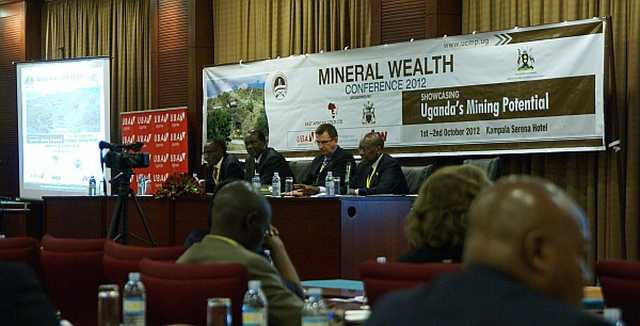 Mineral Wealth Conference